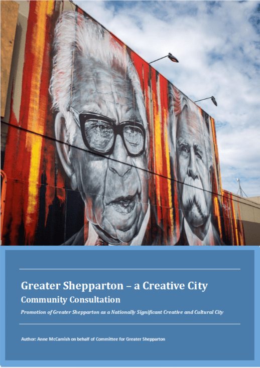 Creative City Consultation