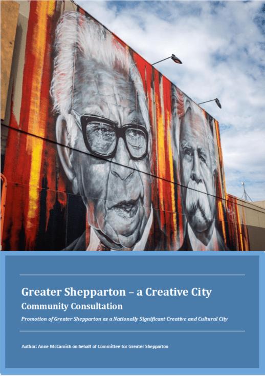 Creative City Consultation