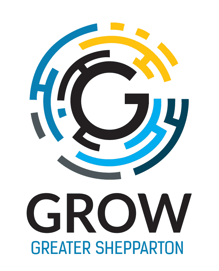 GROW logo vertical