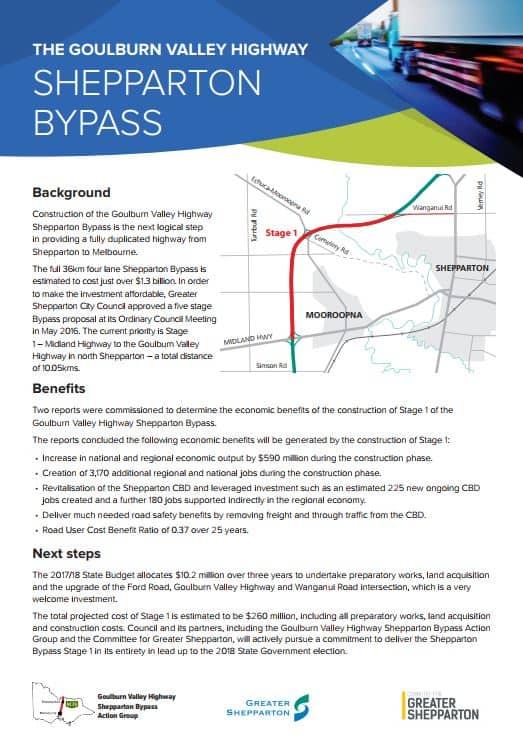 Shepp Bypass