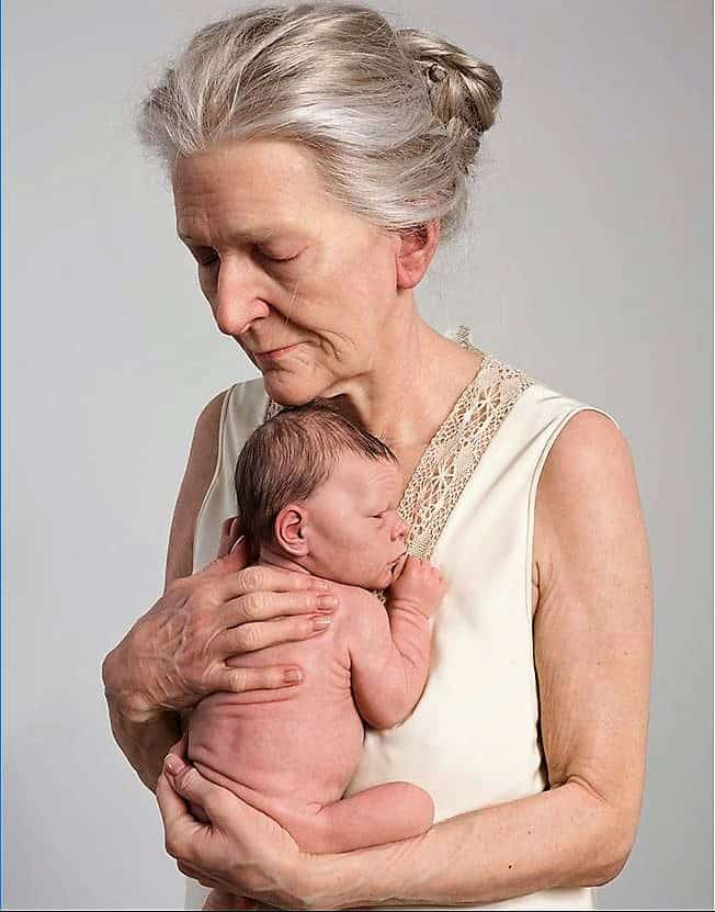 Women and Child Sculpture - 2010 - Sam Jinks