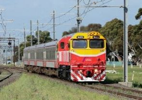 Vline Train
