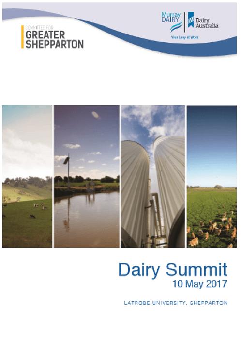 dairy summit