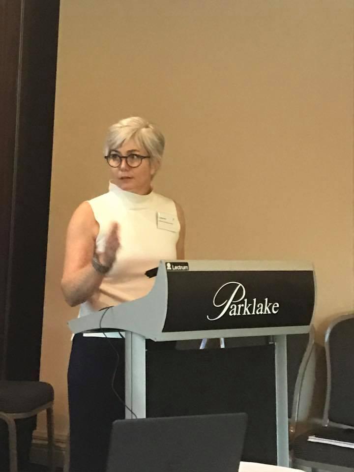 Board Member Lesley Hart