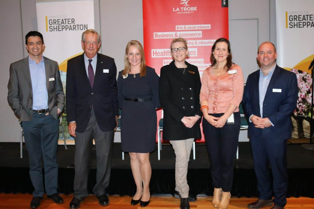 La Trobe University Council Luncheon 16/08/2017