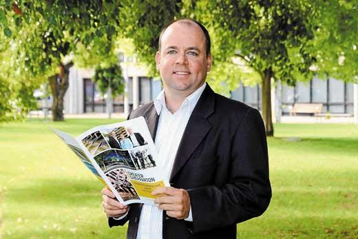 CEO Sam Birrell