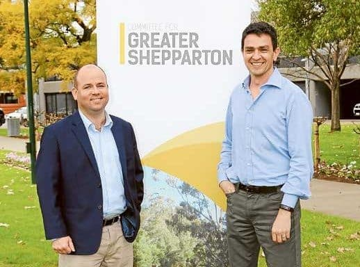 CEO Sam Birrell & Chair Rob Priestly